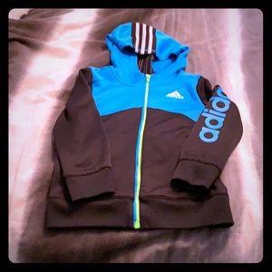 Adidas Boys Hoodie